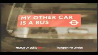 "Transport For London ""My Other Car"