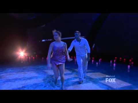 SYTYCD Jenna & Neil - Cant Make You Love Me