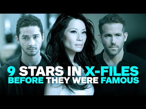 9 X-Files Appearances by Stars Before They Were Famous
