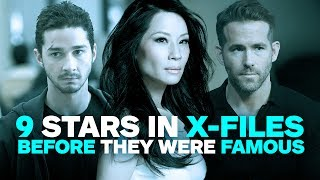 Video 9 X-Files Appearances by Stars Before They Were Famous download MP3, 3GP, MP4, WEBM, AVI, FLV Agustus 2017