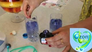 Очистка Воды Озонированием(Покупайте на http://www.chinamedica.ru/ бытовой озонатор воды. Озонирование питьвой воды и в аквариуме в домашних услов..., 2015-05-28T18:31:21.000Z)