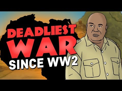 The African World War | Animated History