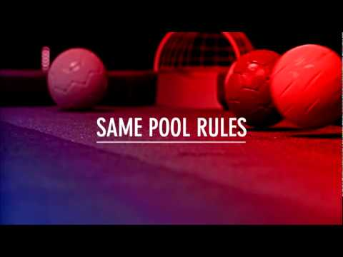 Budweiser Poolball could catch on!