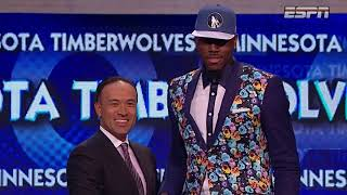 Top 10 Worst Draft Day Outfits I NBA XL
