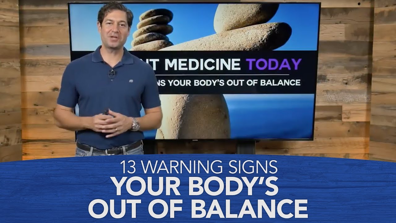 13 Warning Signs Your Body's Out of Balance