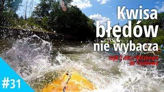 Najlepsze spływy kajakowe z atrakcjami: Kwisa 2. Kliczków - Trzebów z noclegiem na dziko.