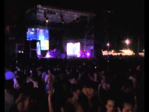 Aphex Twin @ Traffic Festival 2005