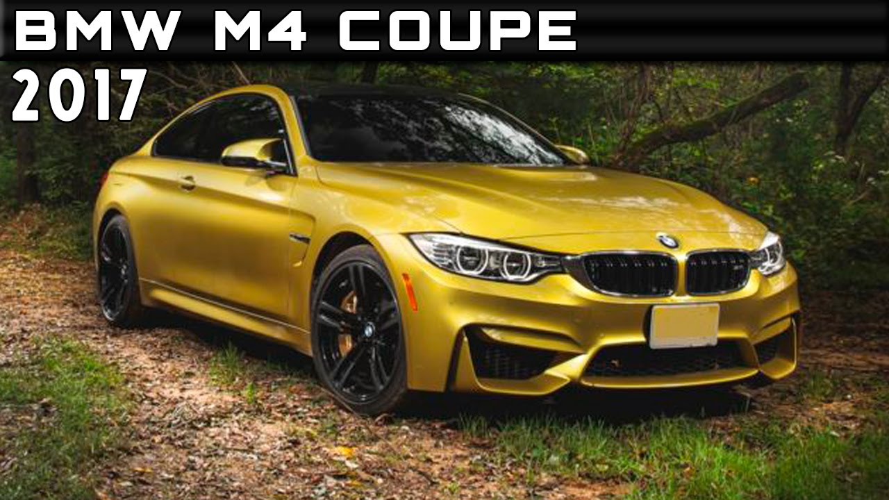 2017 Bmw M4 Coupe Review Rendered Price Specs Release Date