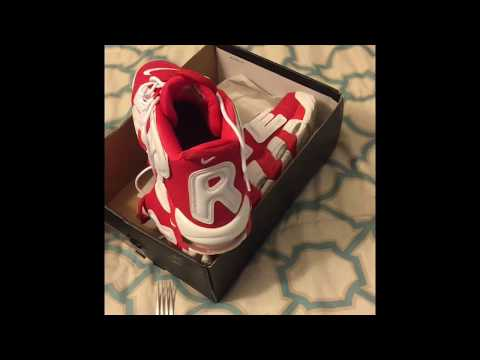 new product 60621 e3bd8 Wool Air Jordan 12 | Supreme X Nike Air More Uptempo ...