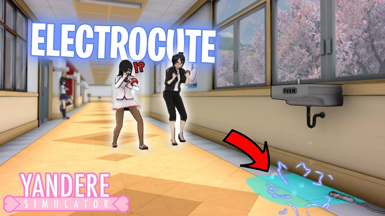 Can We Electrocute Student Council and Teacher ?- Yandere Simulator