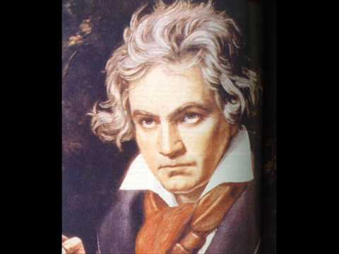 Beethoven: sinfonía # 7 en La mayor - 2 mov.