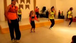 Escola de Dança Passos - Hip hop FENDAFOR 2012