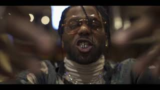 Hoodrich Pablo Juan x LilCj Kasino - In The Hood (Shot By: @HalfpintFilmz)