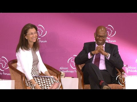 Investing in Africa's Future: It Takes us All   #APF15