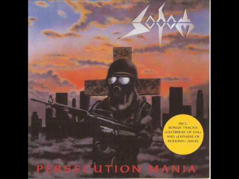 Sodom - The Conqueror