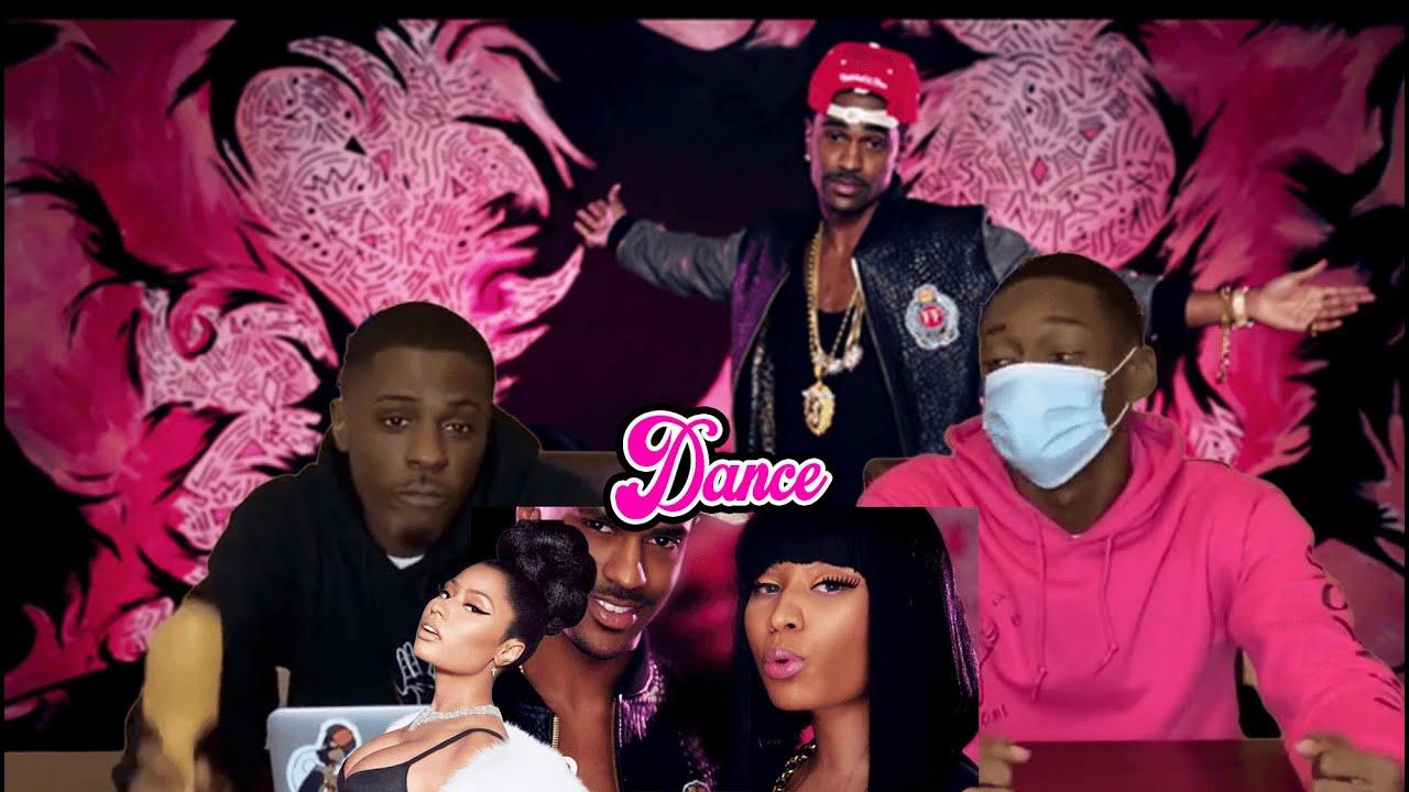 Download Big Sean - Dance (A$$) Remix ft. Nicki Minaj (Official Music Video) Reaction ICONIC!!!
