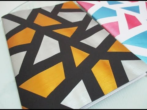 DIY #203 | NOTEBOOK -  Back To School ❤