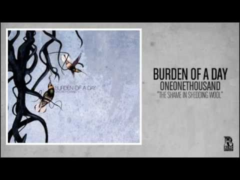 Burden of a Day - The Shame in Shedding Wool