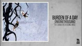 Watch Burden Of A Day The Shame In Shedding Wool video