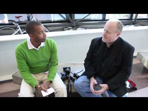 Samsung NX200 Interview at PDN Photoplus Expo 2011