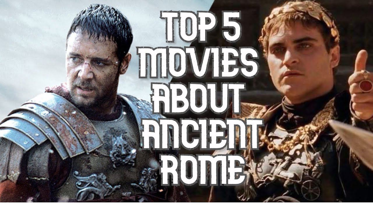 Download Top 5 Movies About Ancient Rome