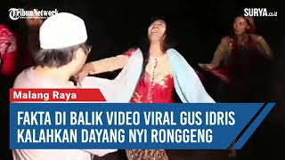 Fakta di Balik Video Viral Gus Idris Kalahkan Kekuatan Dayang Nyi Ronggeng