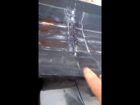 Диагностика порыва конвейерной ленты