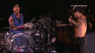 Red Hot Chili Peppers - Higher Ground - Live at La Cigale 2011 [HD]