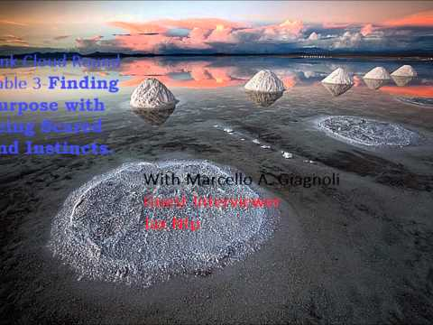 Pink Cloud Round Table 3-Finding Purpose with Being Scared and Instincts(Feat. Jax Ntp)