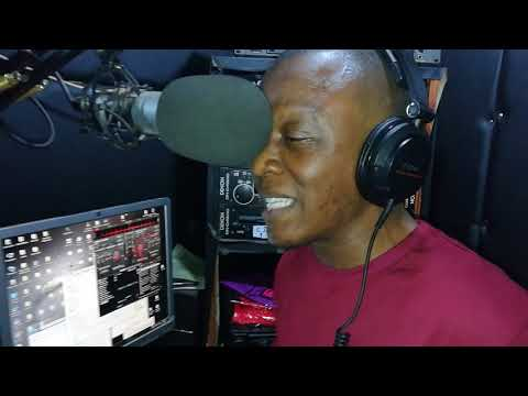 DJ Little on Choice FM 93.5 in Freetown, Sierra Leone V3