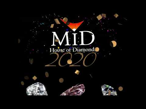 Happy New Year 2020 From MID House OF Diamonds Family