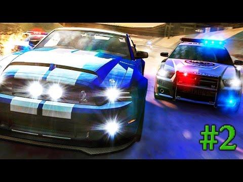 Smash Cops Heat [2] Игровой мультик ГОНКИ НА ПОЛИЦЕЙСКИХ ТАЧКАХ Машинки для детей 2 серия
