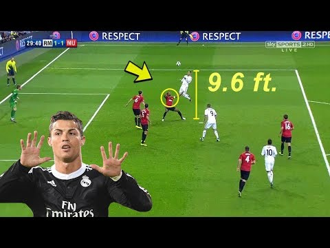 Thumbnail: 10 Impossible Things That Only Cristiano Ronaldo Did In Football HD