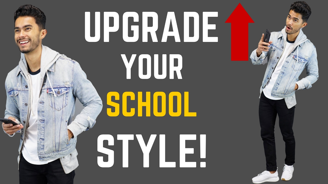 10 Affordable Ways to Upgrade Your School Style