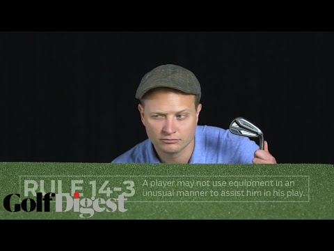 8 More Absurd Rules of Golf | Golf Digest