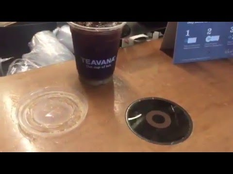 Powermat Wireless Charging At Starbucks Lakeshore Oakland #tech