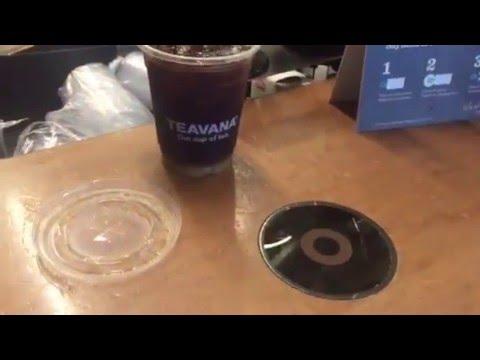 Liked on YouTube: Powermat Wireless Charging At Starbucks Lakeshore Oakland #tech