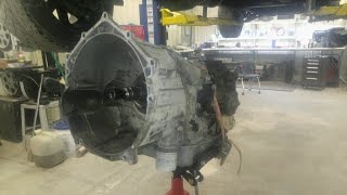 How-To Remove Allison 1000 Transmission