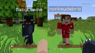Fairy Tale Minecraft (Number 2) - Little Red Riding Hood - Xbox - (KID GAMING)