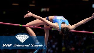 Women's Jumps - Diamond League Champions - IAAF Diamond League 2017