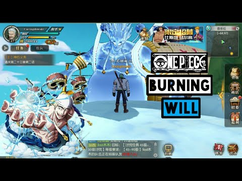 One Piece Burning Will (CN)VS God Enel | Skypiea Arc