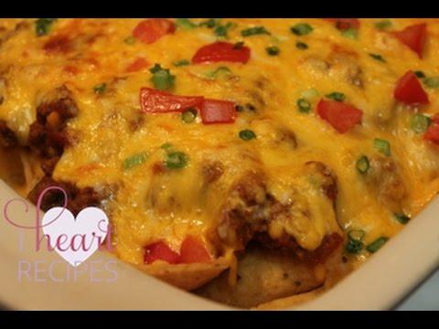 The Best Chili Cheese Frito Pie Recipe – I Heart Recipes