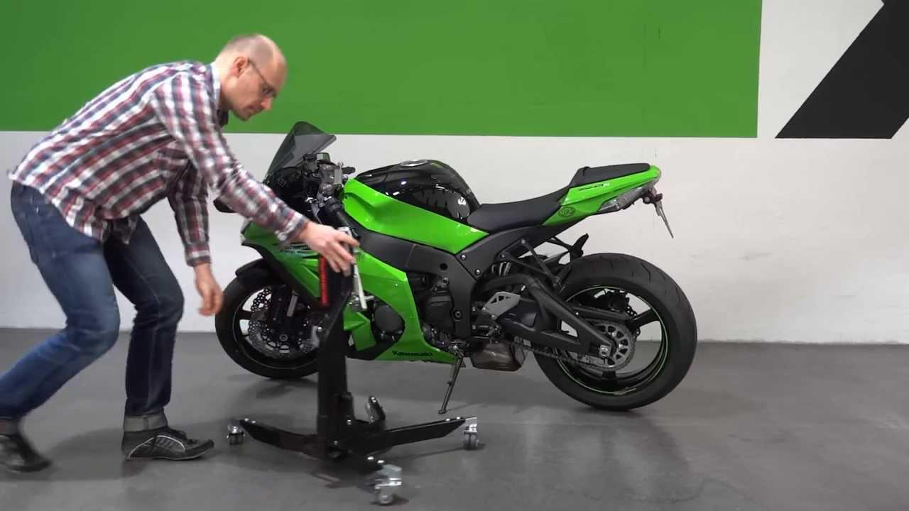 Kawasaki Motorcycle Jack