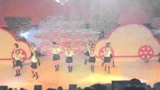 へなゃちょこサポート AKB48 チーム8 Team8 岡山コンサート 2015.10.24.