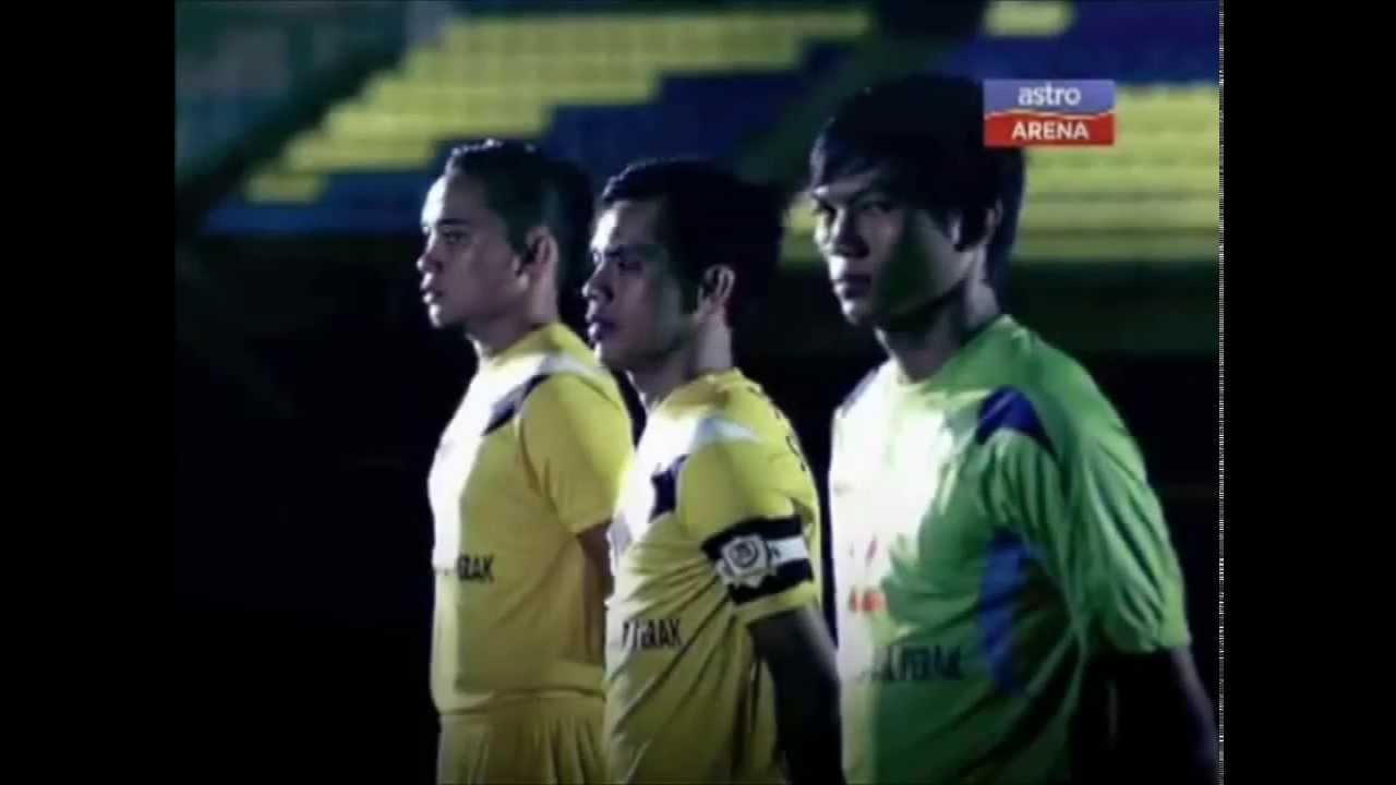 Perebutan status juara liga super 2013