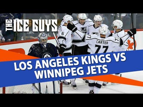 Los Angeles Kings vs Winnipeg Jets | The Ice Guys | NHL Picks
