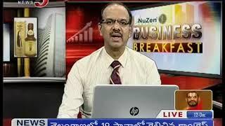 12th Dec 2018 TV5 News Business Breakfast