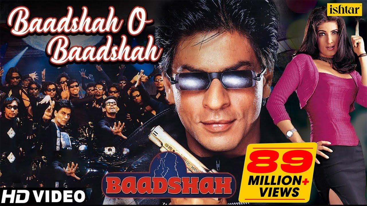 Download Baadshah O Baadshah -HD VIDEO   Shahrukh Khan & Twinkle Khanna   Baadshah  90's Bollywood Hindi Song