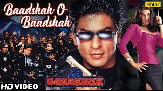 Baadshah O Baadshah -HD VIDEO | Shahrukh Khan & Twinkle Khanna | Baadshah |90's Bollywood Hindi Song