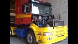 Schildknecht Scania Hauber T164 580